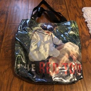 Taylor Swift the Red Tour bag